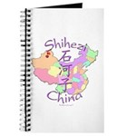 Shihezi China Map Journal