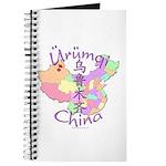 Urumqi China Journal