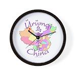 Urumqi China Wall Clock