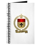 FOUGERE Family Crest Journal