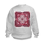 Celtic Valentine Kids Sweatshirt