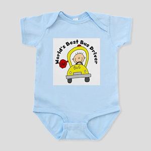 Best Bus Driver Infant Bodysuit
