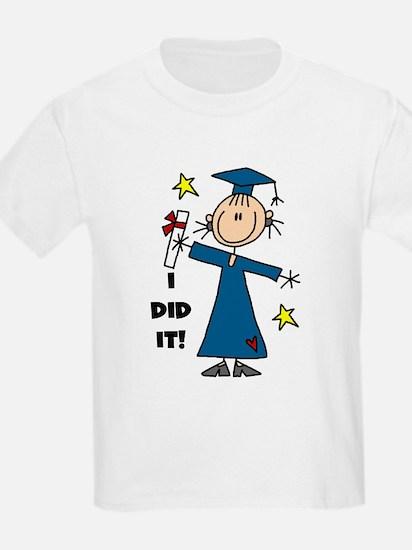 Girl Graduate T-Shirt