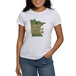 Minnesota State Cornhole Cham Women's T-Shirt