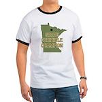 Minnesota State Cornhole Cham Ringer T