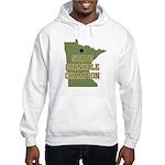 Minnesota State Cornhole Cham Hooded Sweatshirt