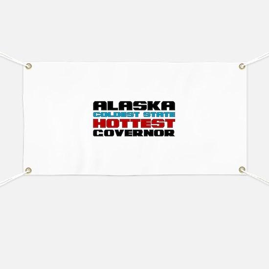 Alaska Governor Banner