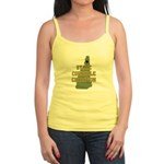 New Hampshire State Cornhole Jr. Spaghetti Tank