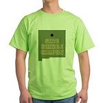 New Mexico State Cornhole Cha Green T-Shirt