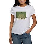 North Dakota State Cornhole C Women's T-Shirt