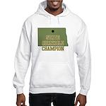 North Dakota State Cornhole C Hooded Sweatshirt
