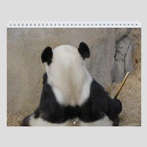 Panda Bear 005 Wall Calendar