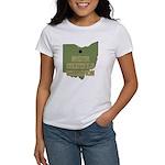 Ohio State Cornhole Champion Women's T-Shirt