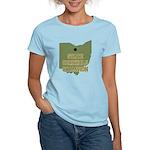 Ohio State Cornhole Champion Women's Light T-Shirt
