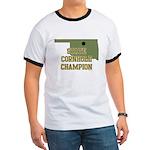 Oklahoma State Cornhole Champ Ringer T