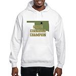 Oklahoma State Cornhole Champ Hooded Sweatshirt
