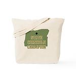 Oregon State Cornhole Champio Tote Bag