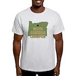 Oregon State Cornhole Champio Light T-Shirt