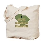 South Carolina State Cornhole Tote Bag