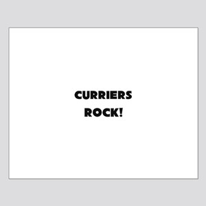 Curriers ROCK Small Poster