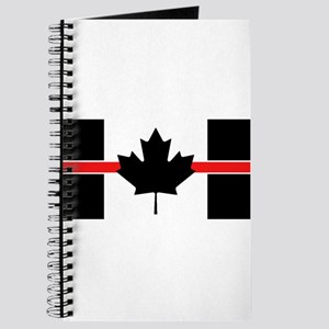 Canadian Firefighter: Thin Red Line Journal
