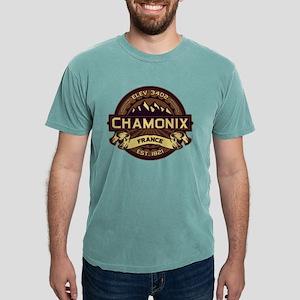 Chamonix Sepia Women's Dark T-Shirt