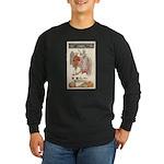 Jolly Halloween Long Sleeve Dark T-Shirt