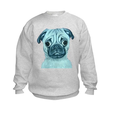 Pugs Kids Sweatshirt