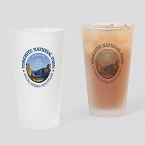 Yosemite Drinking Glass