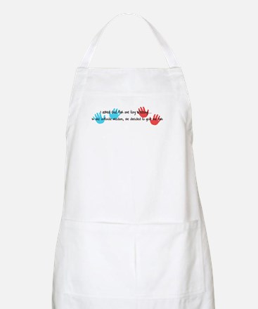 Twins Blessings BBQ Apron