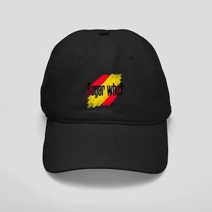 Roger Who Black Cap