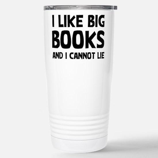 I Big Books Travel Mug