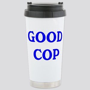 good cop 16 oz Stainless Steel Travel Mug