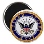 """THE NAVY STORE: 2.25"""" Magnet (100 pack)"""