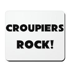 Croupiers ROCK Mousepad