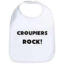 Croupiers ROCK Bib