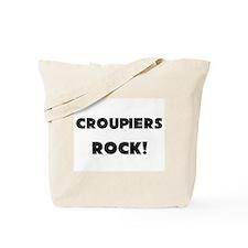 Croupiers ROCK Tote Bag