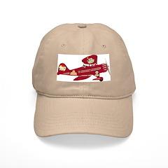 Share House Plane Baseball Cap