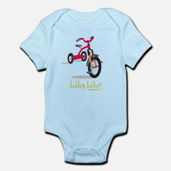 BabyBiker: Infant Bodysuit