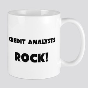 Credit Analysts ROCK Mug