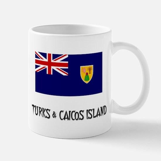 Turks & Caicos Island Flag Mug