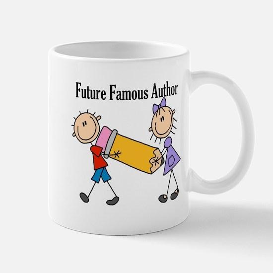 Future Famous Author Mug