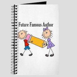 Future Famous Author Journal