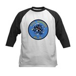 USS AMPHION Kids Baseball Jersey