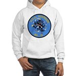 USS AMPHION Hooded Sweatshirt