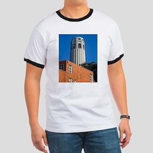 Coit Tower Ringer T