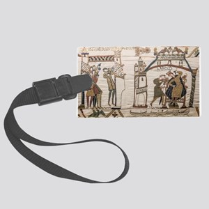 Halley's Comet 1066 Luggage Tag