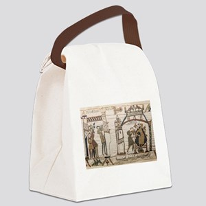 Halley's Comet 1066 Canvas Lunch Bag