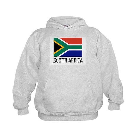 South Africa Flag Kids Hoodie