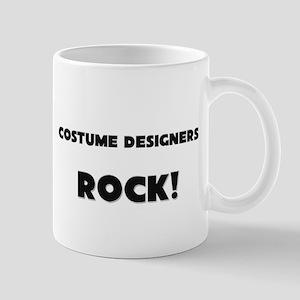 Costume Designers ROCK Mug